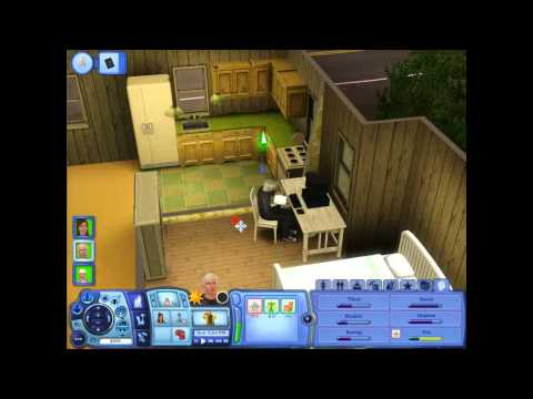 Sims 3 Supernatural part 2 {Plasma Juice}