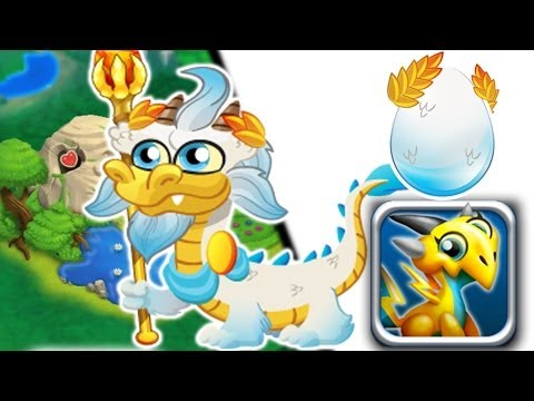 How to Breed Dujur Dragon 100% Real! Dragon City Mobile!
