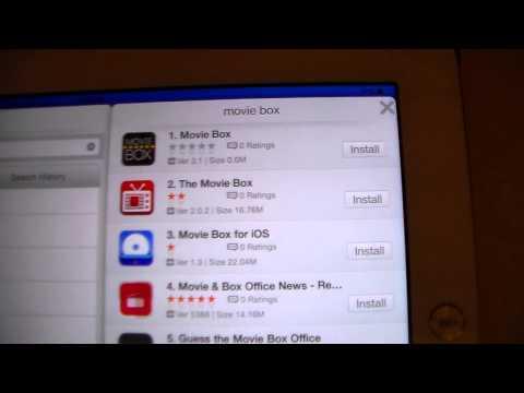 Install moviebox on IOS 8.2 working 100% non jailbroken