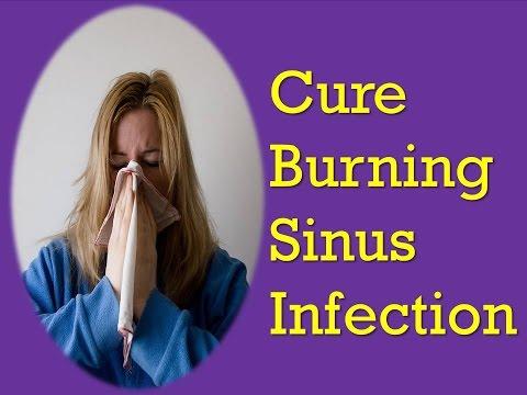 Burning Sinus Home remedies