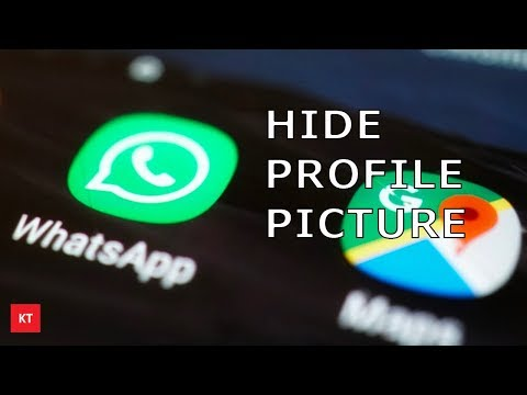 How to hide your WhatsApp profile picture or show to some contacts only