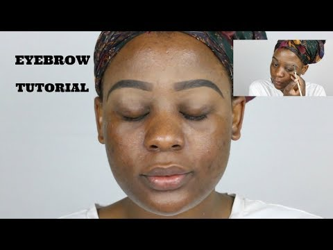 HOW TO MAKE YOUR EYEBROWS LAST ALL DAY!!