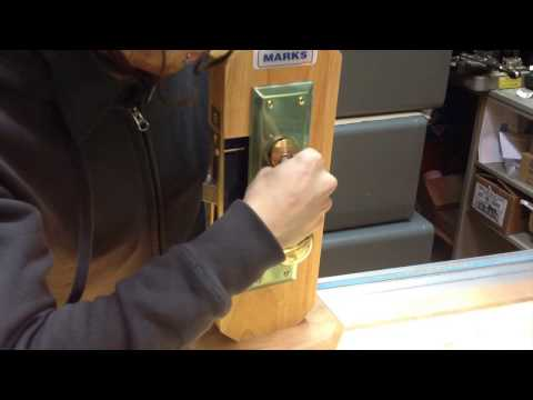 How To Remove And Install A Mortise Cylinder