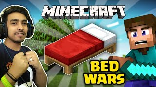 MINECRAFT BED WARS WITH UJJWAL GAMER