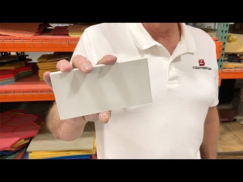 Learn how to make concrete wall tile with Z Tileform