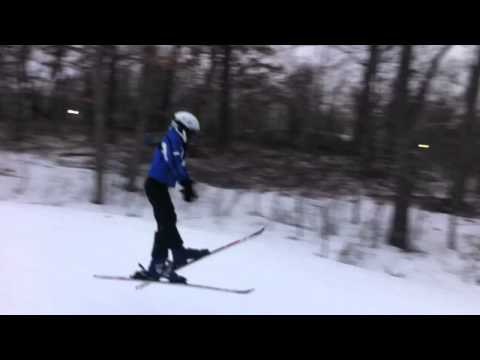 Skiing at Welch Village