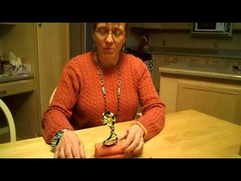 Kautzer 3D model of a DNA molecule