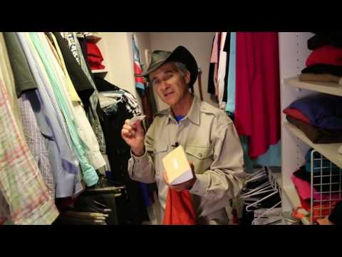 Protect Your Clothes with TERRO® Clothes Moth Alert