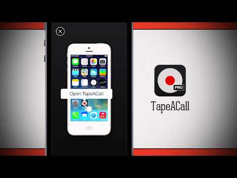 TapeACall 2014 DailyAppShow.com Call Recording App Review