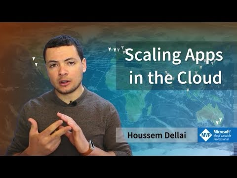 Scaling Web Apps & Database in the Cloud