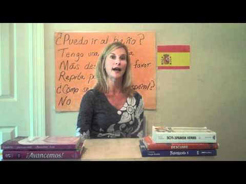 First Week Spanish Class! Getting your Spanish Class Started