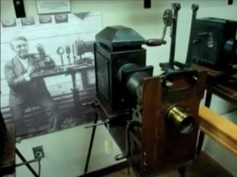 What was Thomas Edison's role in the motion picture industry? - World Book Explains