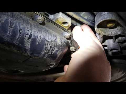 BMW automatic transmission fluid check with no dip stick e36 e46