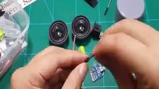 DIY: HOW TO MAKE BLUETOOTH SPEAKER.