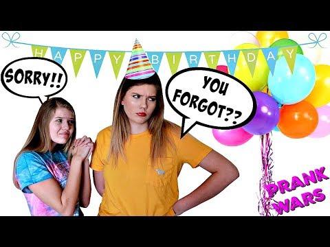 Xxx Mp4 Nessa Forgets Taylor 39 S Birthday Prank Wars Taylor And Vanessa 3gp Sex