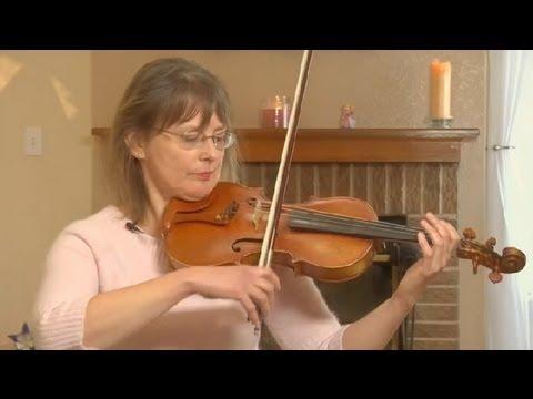 How to Make Violin Slurs Smoother : Violin Tips