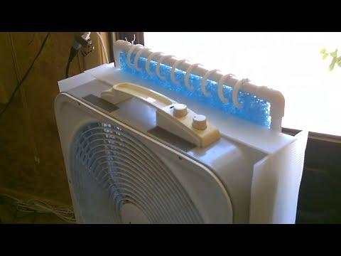 DIY Evap Air Cooler Upgrade! - Make a