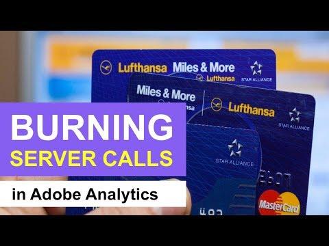 Adobe Analytics: DUPLICATED SERVER CALLS (2018) || Miles & More Lufthansa Audit