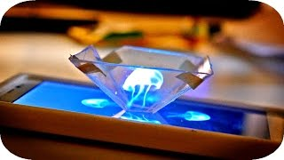 Turn your Smartphone into a 3D Hologram | 4K