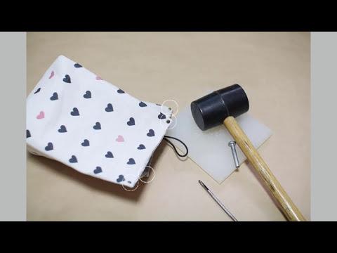 Shine Sewing Tutorial Fabric Gift Bag Tutorial 2