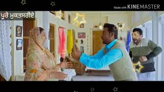 Viah Te Peepniyan(Whatsapp Status)Kala Shah Kala | Binnu Dhillon, Jordan Sandhu & Sargun Mehta