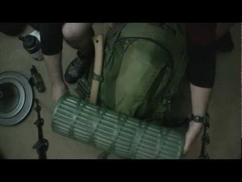 BUG OUT WITH THE GREGORY BALTORO 70: How to Really Pack a Backpack 3