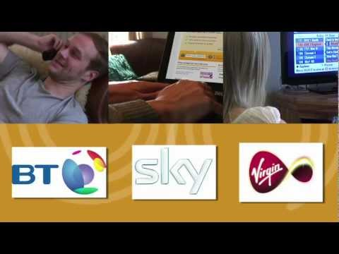 Guide to bundling TV, broadband and home phone -Top tips for communications packages