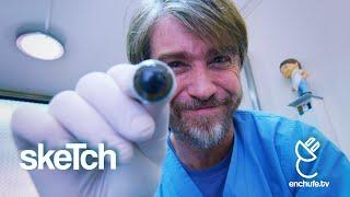 Viendo Como Paciente De Dentista