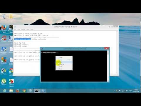 how to fix wifi problems windows 7,8,10