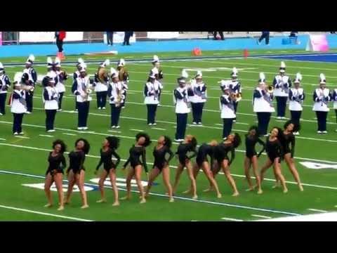 Delaware State University Halftime vs. Hampton (2015)