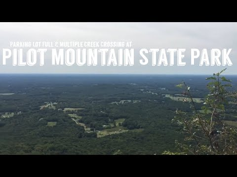 Pilot Mountain State Park | Fort Hamby Campsite | Wandering Around In Wonder