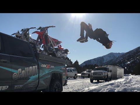 My Yearly Tradition: Broken Collarbone - 365 Vlogs w/ Brett Cue - 088