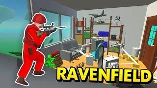 WEIRD WEAPONS OF WAR! | Ravenfield Custom Mod and Vehicle Ga