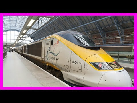 [Breaking News]Eurostar launch directly from London to Amsterdam train-tickets start at just £35