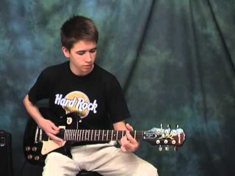 Review LP100 by Kristian for Andertons: Win a Gibson Les Paul