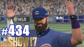 CUBS ARE IN THE WORLD SERIES!   MLB The Show 17   Road to the Show #434