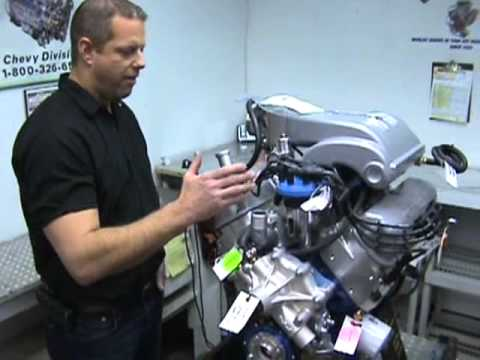 Engine Factory Build Ford 363 Stroker for a 1988 Foxbody Mustang