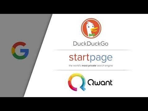 3 Private Alternatives to Google