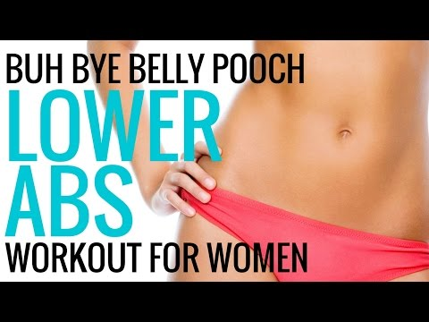 Workouts for Women - Lower Ab Exercises - Christina Carlyle