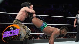 Cedric Alexander vs. The Brian Kendrick: WWE 205 Live, Sept. 12, 2017