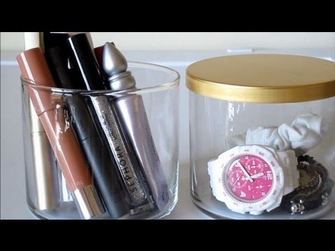 How To Clean Out a Candle Jar For Storage