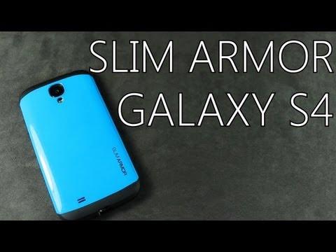 SLIM ARMOR Case for Samsung Galaxy S4 by Spigen