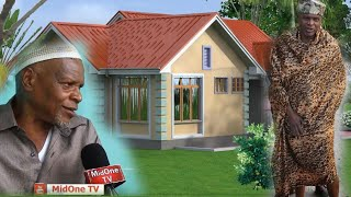 MPAKA HOME: HUU NDIO MJENGO WA MZEE MSISIRI NI KUFURU/NILITUMIA MILION 100 ZAIDI