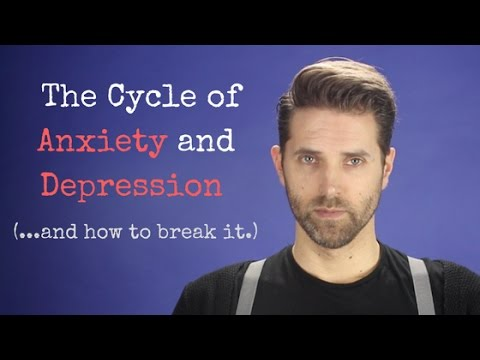 The Cycle of Anxiety and Depression