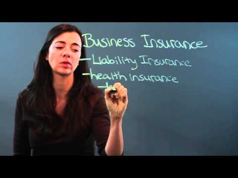 Definition of Business Insurance
