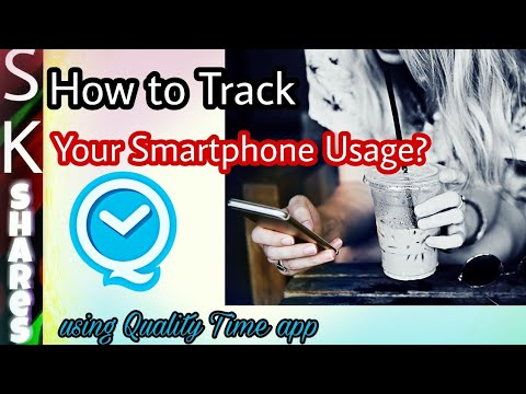 How to Know your Smartphone usage - Quality Time app