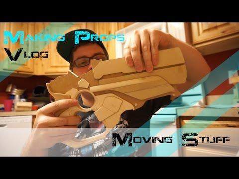 Moving and making props