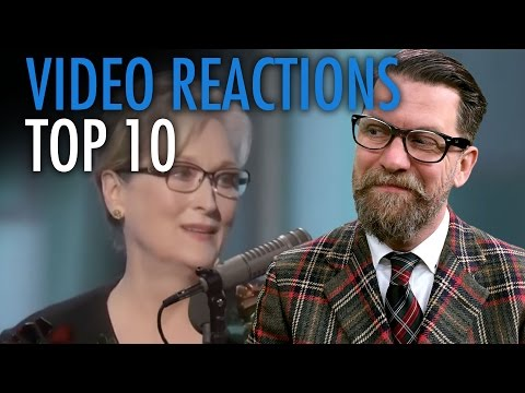 Gavin McInnes' Top 10 Reactions to Crazy Sh*t