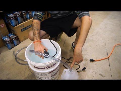 Calculating Aquarium Flow Turn Over