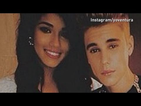 Justin Bieber gets very cosy with new model 'girlfriend' Yovanna